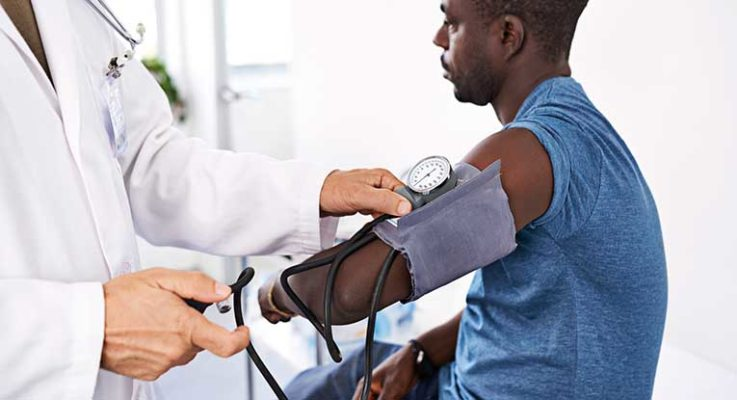The Best Ways To Reduce High Blood Pressure At Work