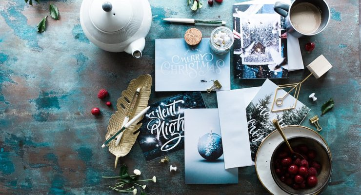 Christmas, Greeting Cards, Still Life, Decor