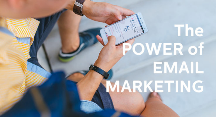 Etarget Media Reviews- The Power of Email Marketing