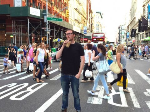 Jason Proch – Tips For Englishmen in New York