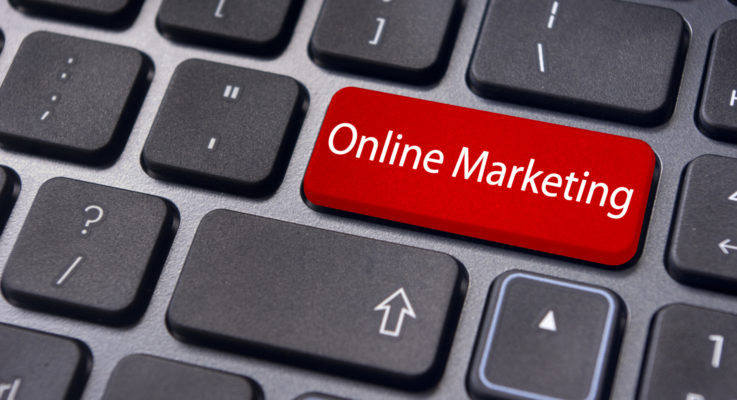 Online Marketing Services Keep Any Business Ahead of the Competition