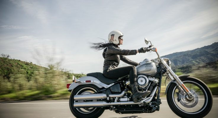 3 Tips For Keeping Yourself Safe When Riding A Motorcycle
