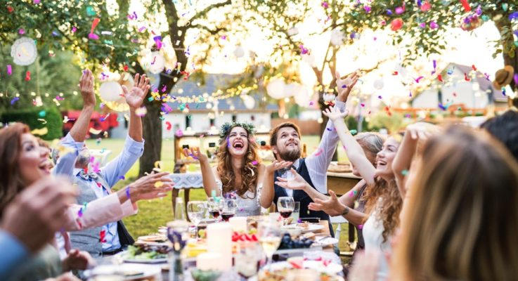 Getting married? Here are the top 5 tips for a perfect wedding party